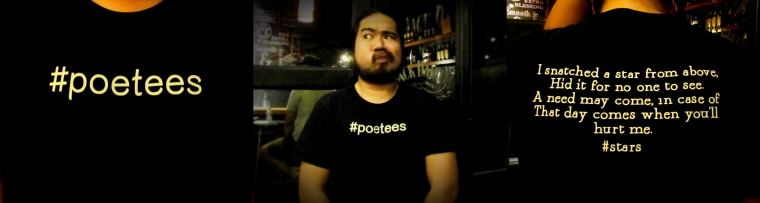 #poetees  and the birthday man Apags