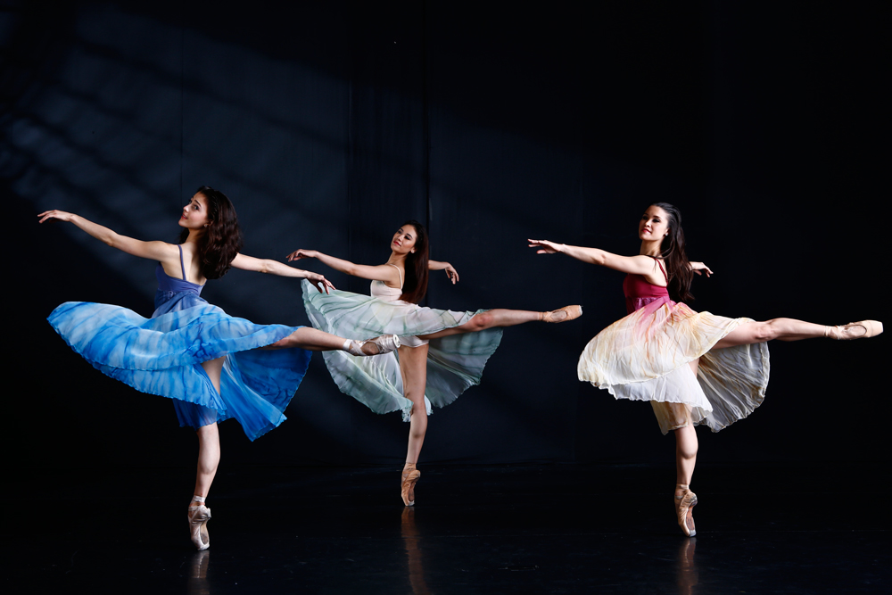 the ballet philippines Early in her childhood, her mother enrolled her in piano and ballet classes even before she became a theater scholar in the philippine high school for the arts (phsa.