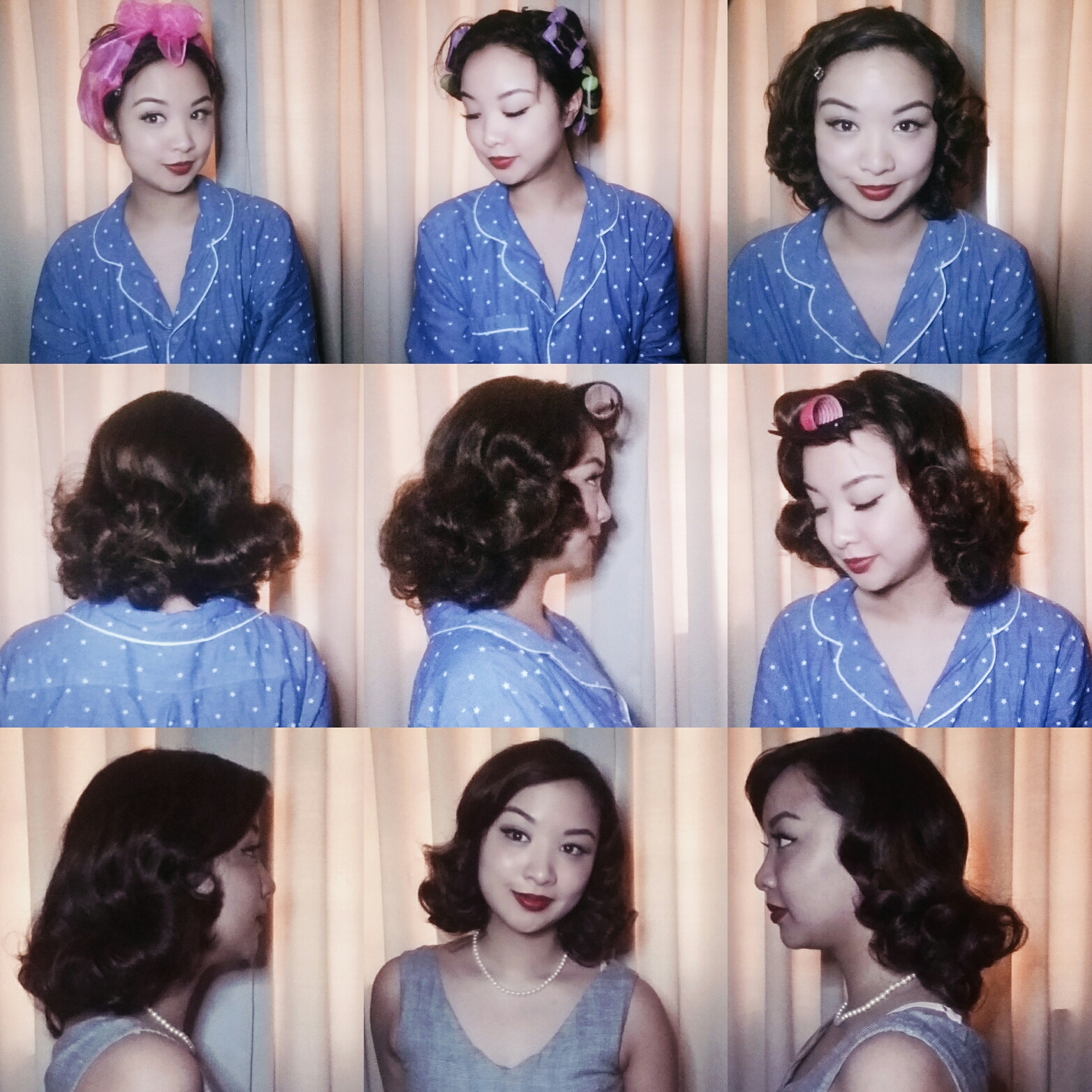 The Middy Cut Vintage Hair Made Easy Kind Of The Pin Up Girl Manila